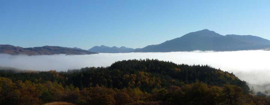Mingarry Autumn Mists